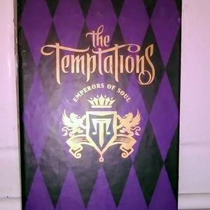 The Temptations full CD set